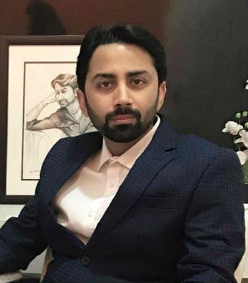 Nitin Kapoor Co-founder of Indian Beautiful Art