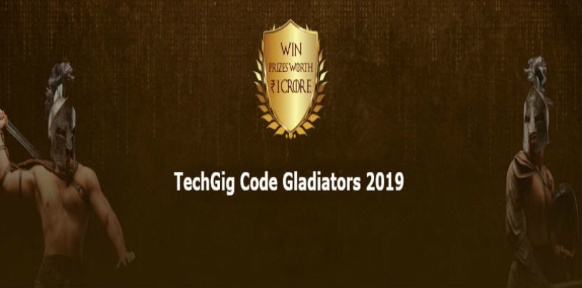 TechGig Code Gladiators' Ex-champion Sameer Gulati claims the coding throne again