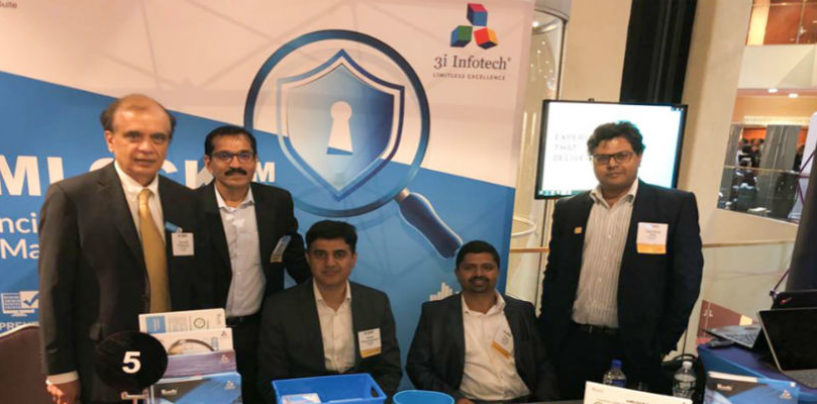 3i Infotech focuses its anti-money laundering solution 'AMLOCK' for the US market