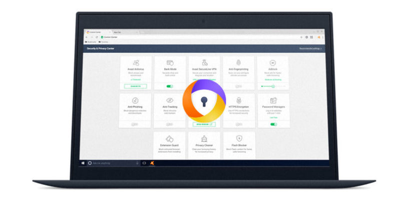 Avast Secure Browser boosts PC performance by using less memory