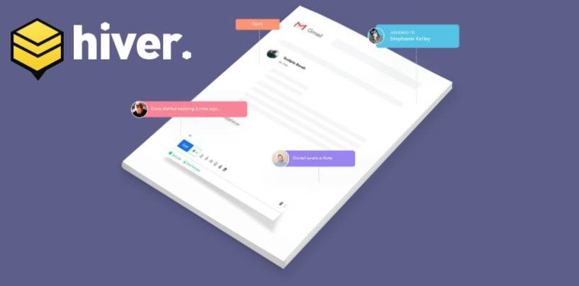 Hiver Enhanced its Email collaboration platform to unlock productivity