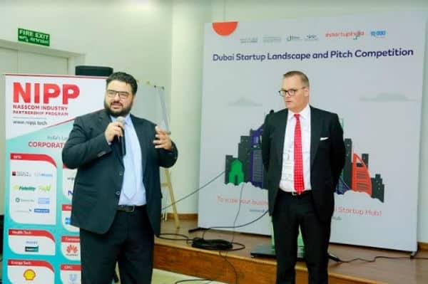 Omar Khan and Hans Henrik Christensen - Startup event