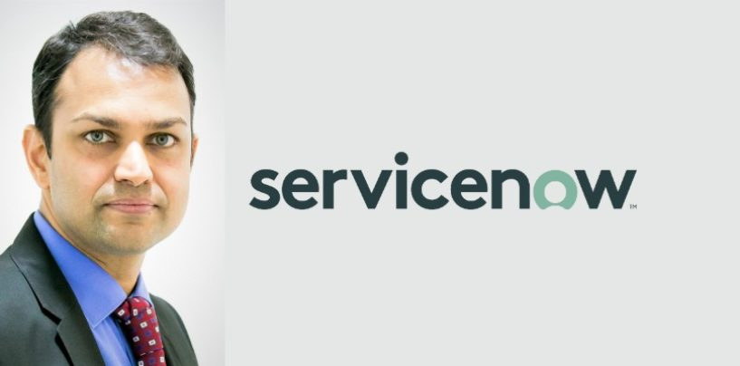 ServiceNow announces appointment of Arun Balasubramanian as Managing Director, India & SAARC