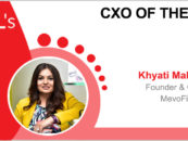 CxO of the Week: Khyati Mahajan, Founder and CEO, MevoFit