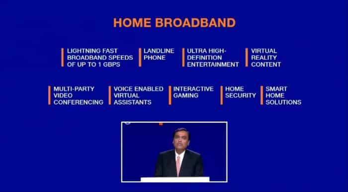 How Jio Fiber will kill DTH and broadband service providers