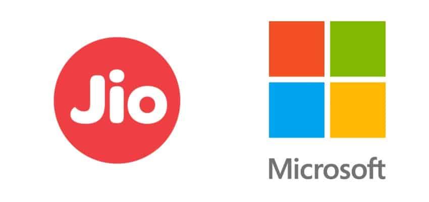 Jio and Microsoft accelerating digital transformation in India - CIOL