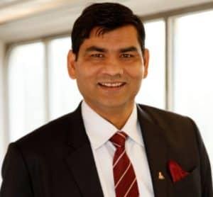 Dr. Ashutosh Tiwari, Chairman & Managing Director, VBRI (Vinoba Bhave Research Institute)