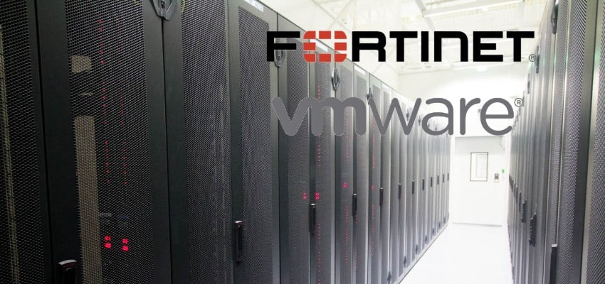 Fortinet Extends Support for VMware NSX-T to Further Advance