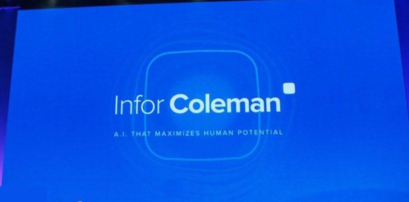 Infor Delivers Coleman AI Platform