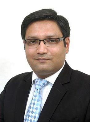 Prashant Gupta, Head of solutions South East Asia & India, Verizon
