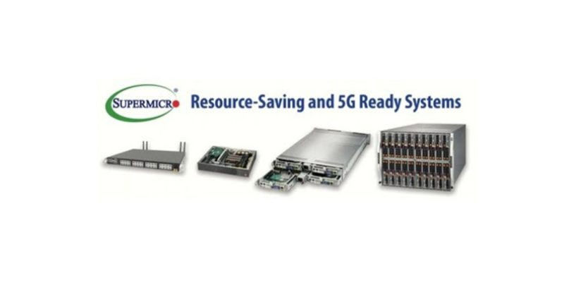 TechnoBind caters Super Micro's Resource-Saving and 5G Ready Systems in India market