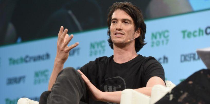 Why WeWork CEO Adam Neumann stepped down?