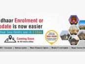 How to locate nearest Aadhaar Card Enrolment / Update center?