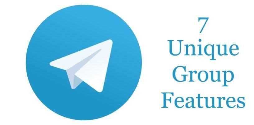 What makes Telegram groups better than WhatsApp groups?