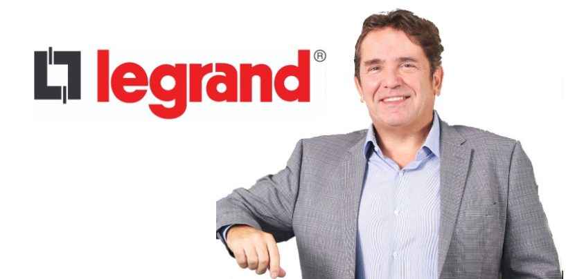 Legrand announced appointment of Tony Berland as CEO and MD for India