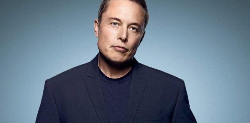 Elon Musk: Man of the year