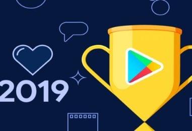 Google Play's 'Best of 2019'
