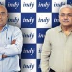 Shailendra Naidu, CEO and Director, indyFint, Paddy Padmanabhan, Chairman, indyFint