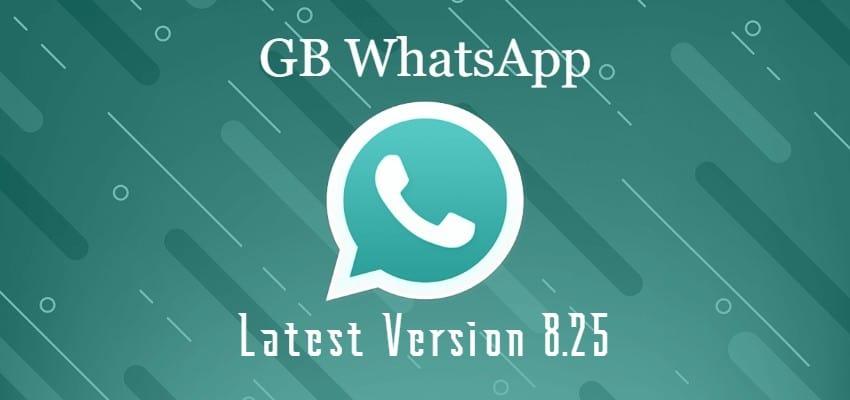 Gb Whatsapp Version 8 25 Whats New Ciol
