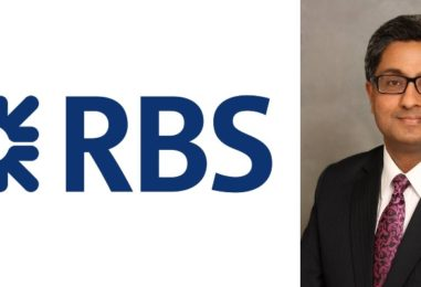 RBS announced appointment of Punit Sood Head of India