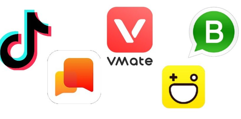 VMate, Hago, Helo enters the break out app list of 2019
