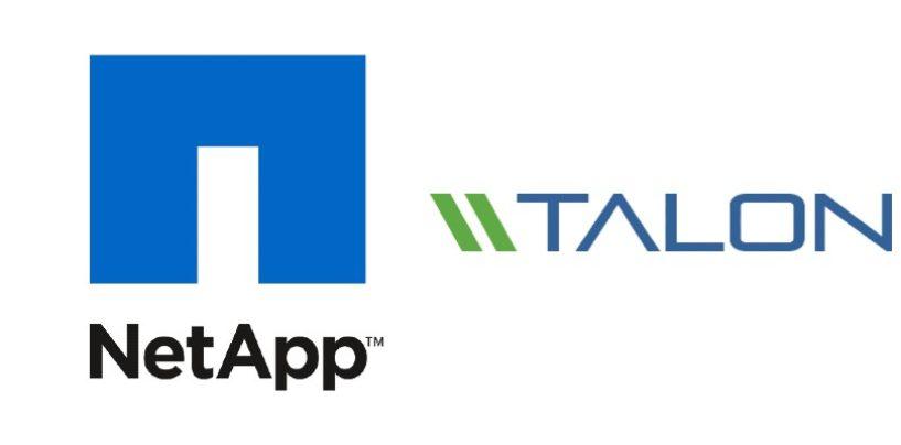 NetApp Acquires Talon Storage