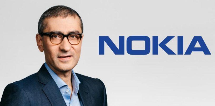 Nokia CEO Rajeev steps down, Pekka to succeed