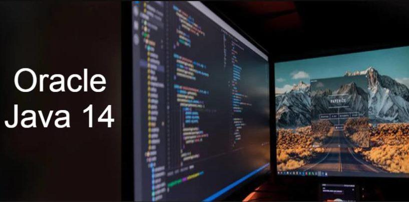 Oracle Announces Java 14