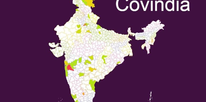 Students of Mahindra Ecole Centrale create a live COVID-19 tracker