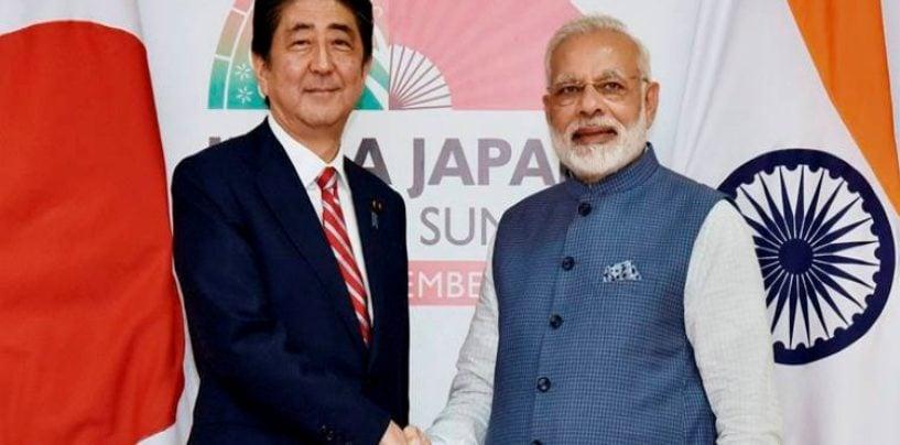 PM Modi talks to Japanese Prez Shinzo Abe to work on technological development to beat COVID-19