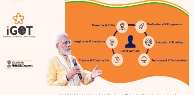 iGOT on Diksha Platform for Digital Medical Training on COVID-19 [Updated]