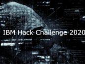 Have you still registered for the IBM Hack Challenge 2020?
