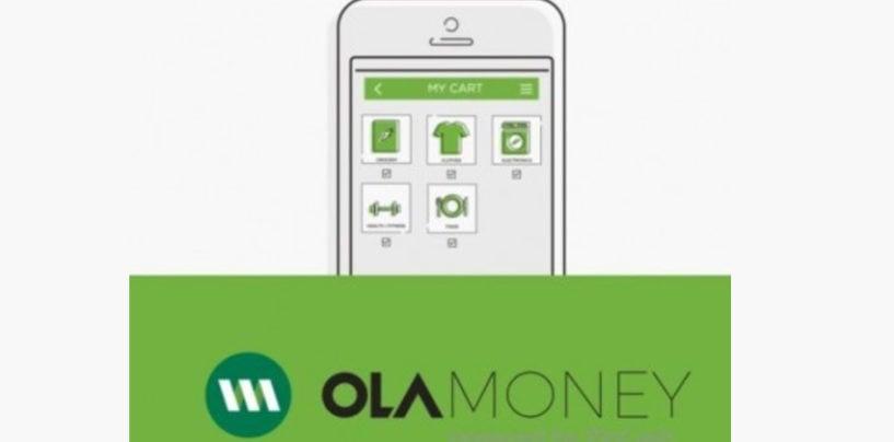 [Funding] Ola Money reportedly raises Rs 205 crores from matrix partners