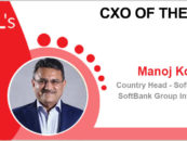 CXO of the Week: Manoj Kohli, Country Head, SoftBank India, SoftBank Group International