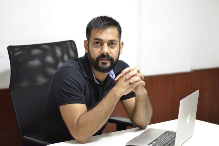 Mr Gaurav Vohra, Co-founder & CEO, Jigsaw Academy