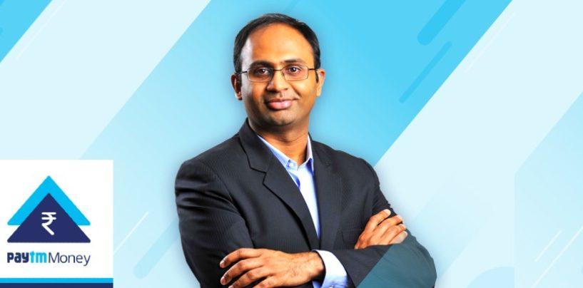 Varun Sridhar joins Paytm Money as CEO; company elevates Amit Kapoor as VP and CFO