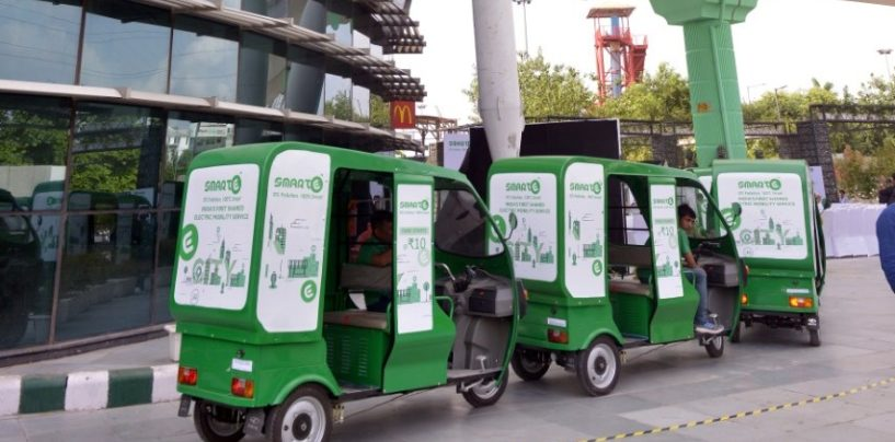 SmartE: Developing India's electric vehicle ecosystem