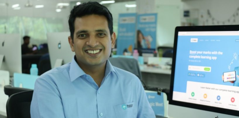 [Funding] EdTech StartUp Toppr raises ₹350 crore from Foundation Holdings; Aakash Sachdev joins the board