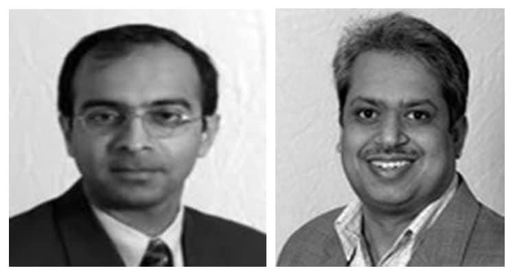 Vikrant Bhargava and Anurag Dikshit (L to R)