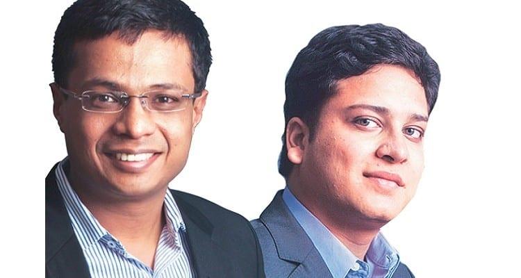 IIT Delhi ALumni Sachin and Binny Bansal