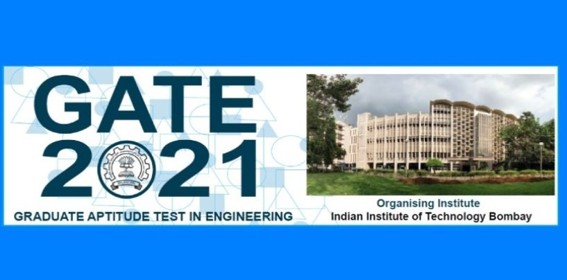 GATE 2021: Application begins at IIT-B, Important details you should know