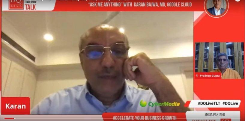 Focused on 2 things: Serving & democratization of tech—Karan Bajwa