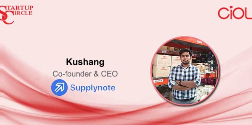 Startup Circle: How is SupplyNote helping food businesses to scale?